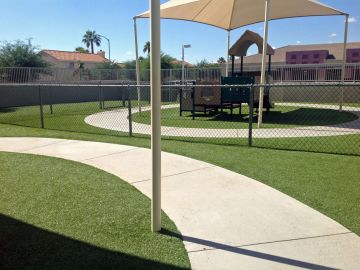 Playground Grass | Synthetic Play Turf Buckeye Arizona