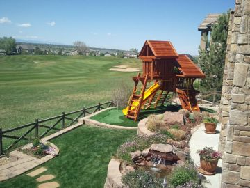 Synthetic Play Turf | Playground Grass Billings Montana