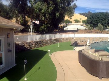Artificial Grass Installation in Calistoga, California