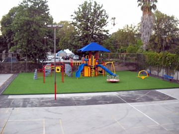 Synthetic Play Turf | Playground Grass Encino California