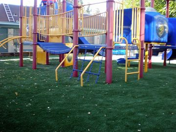 Playground Grass Fallbrook California San Diego County