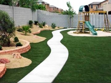 Playground Artificial Grass North Richland Hills Texas