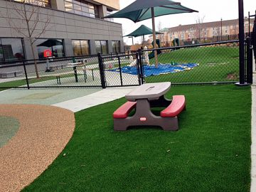 Synthetic Play Turf | Playground Grass Tacoma Washington