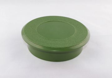 Putting Green Cup Cover; Green Cup Cover