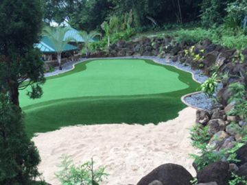 Artificial Putting Green Installation Newark California