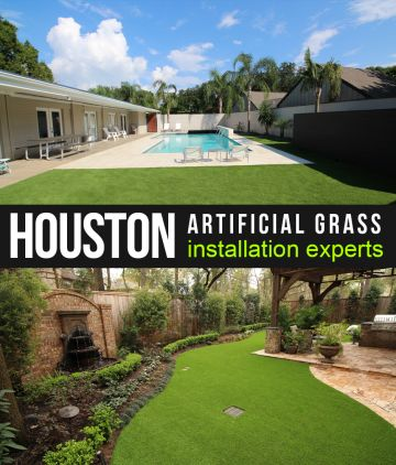 Synthetic Grass Houston