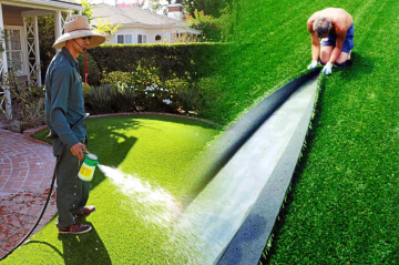 Artificial Grass - Jerry Brown Orders Mandatory Water Restrictions