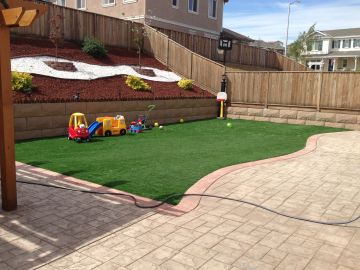 Artificial Grass For Play Area Lake Elsinore California
