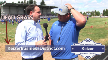 Artificial Grass - Oregon High School Maximizes Field Usage With Synthetic Turf