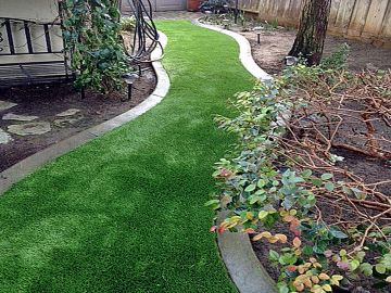 Artificial Grass - Synthetic Grass Installation In Los Angeles, California