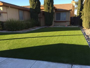 Artificial Grass - Synthetic Grass Installation In Oceanside, California