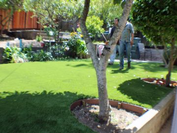 Artificial Grass - Synthetic Grass Installation In Ontario, California