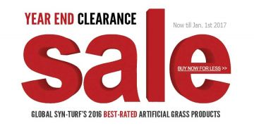 End Year 2016 Clearance Sale!