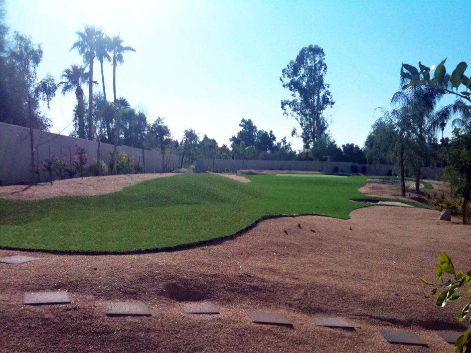 Artificial Lawn Grass Synthetic Turf Gilbert Arizona