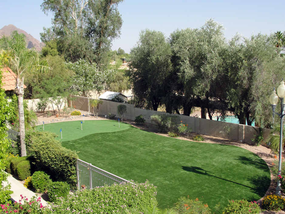 Artificial Grass Installation in Peoria, Arizona