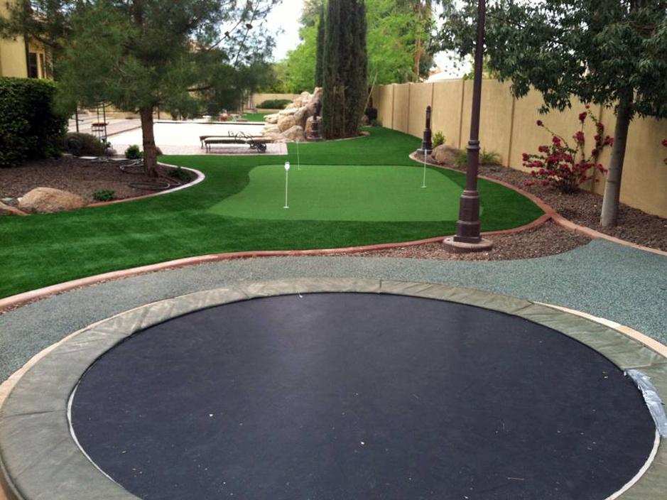Artificial Grass Installation in Salem Oregon