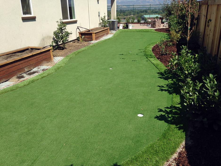 Artificial Grass Installation in Palm Springs, California