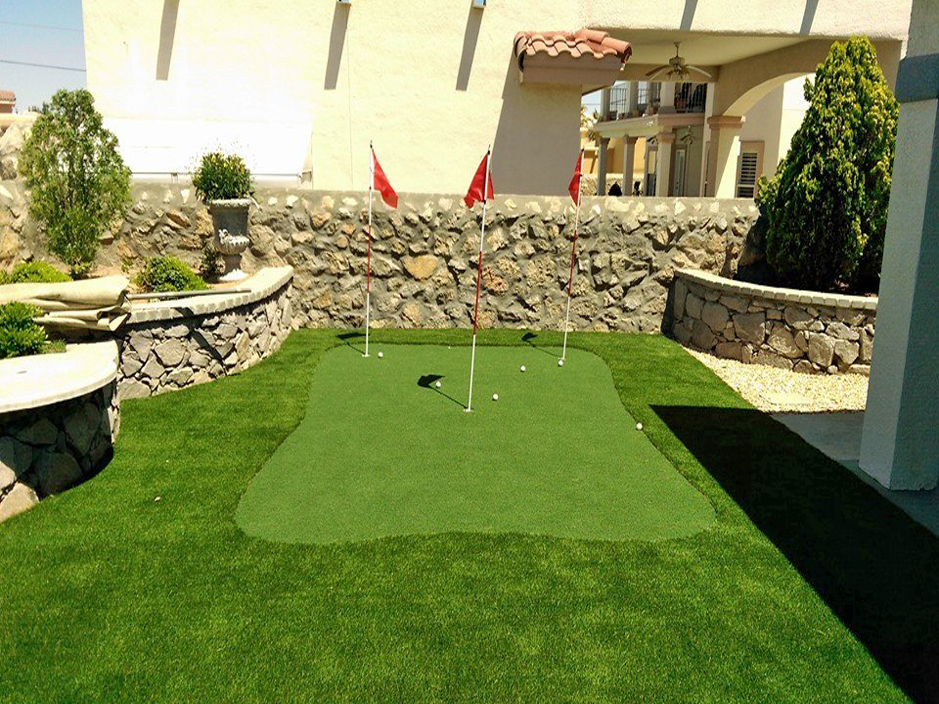 Artificial Grass Installation in Corpus Christi, Texas