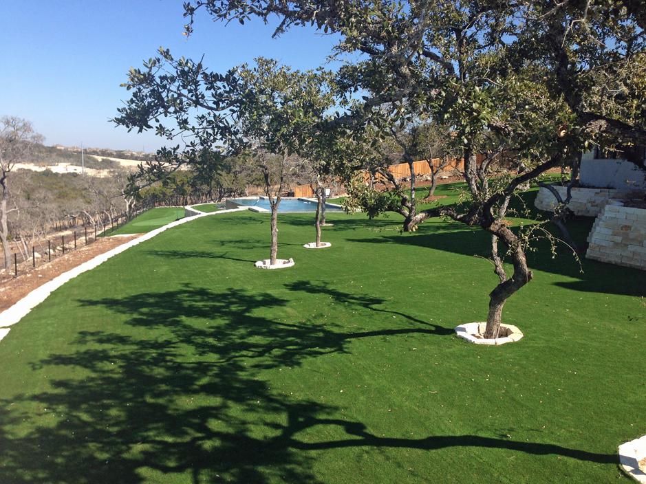 Artificial Grass Installation in Bellaire, Texas