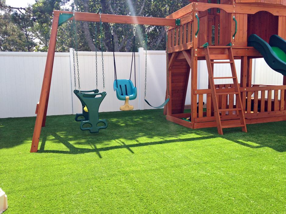 Artificial Grass Installation in San Bruno, California
