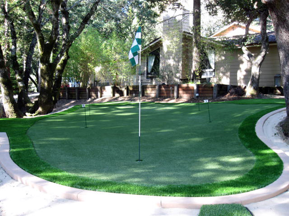 Artificial Grass Installation in Fullerton, California