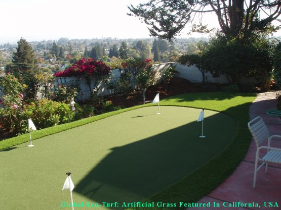 Synthetic Turf Cost | Pro Putt Scotts Valley California