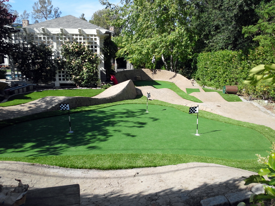 Artificial Grass Installation in Carrollton, Texas