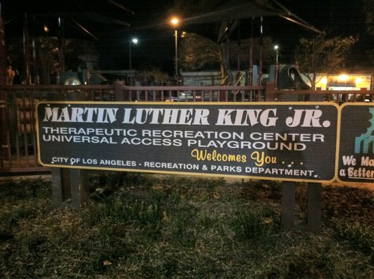 Martin Luther King, Jr. Park