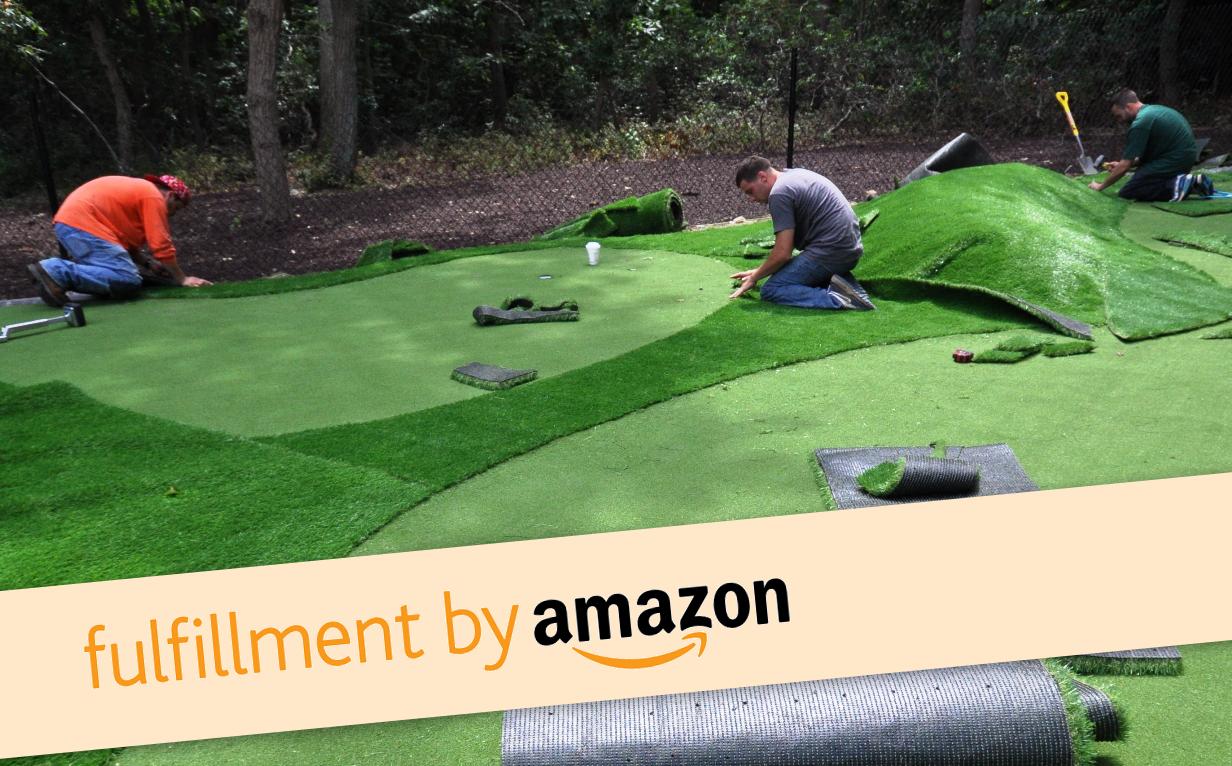 Amazon Now Sells Landscape Services