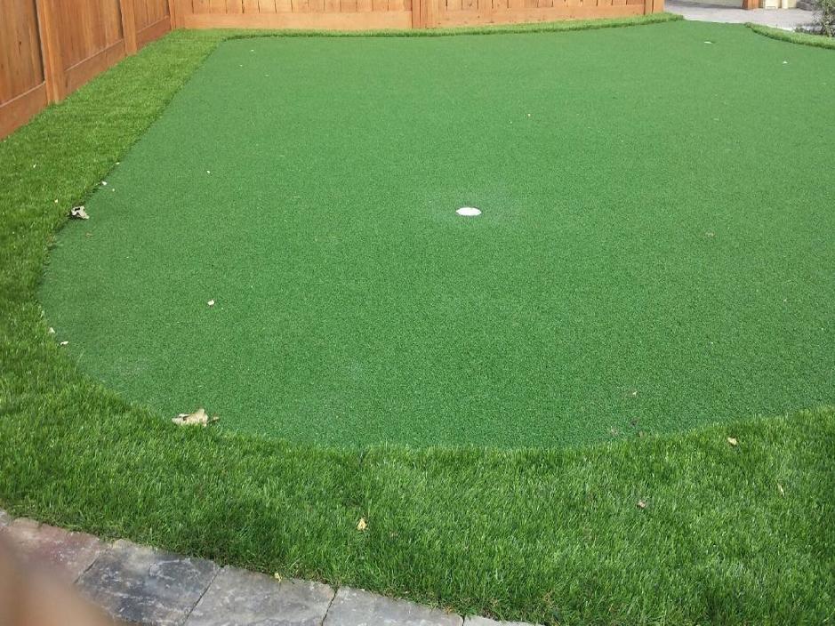 Artificial Grass Installation in Baytown, Texas
