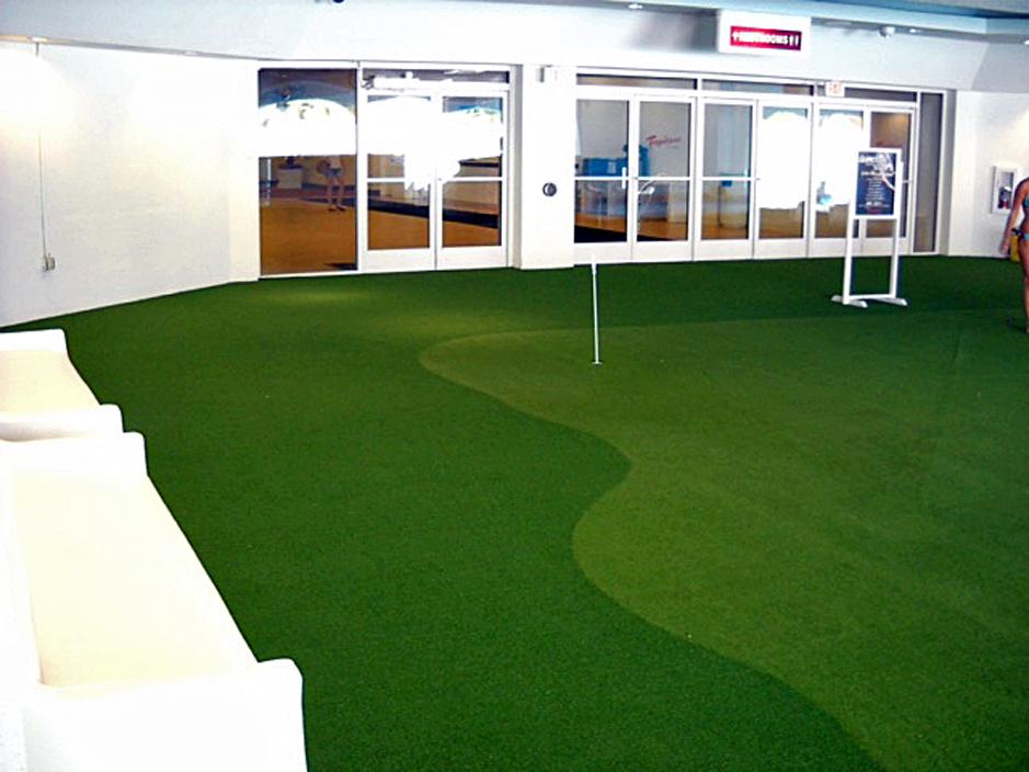 Artificial Grass Installation in Benicia, California