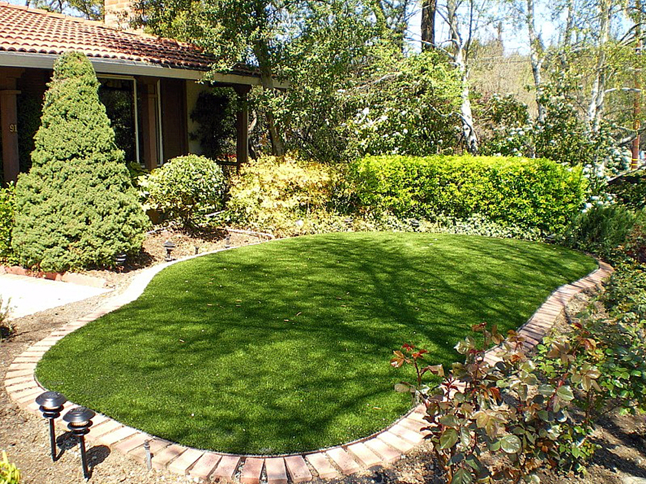 Fake grass for lawn bonsall california san diego county for Landscaping rocks merced ca