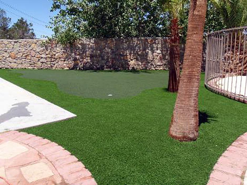 Artificial Grass Installation in New Braunfels, Texas