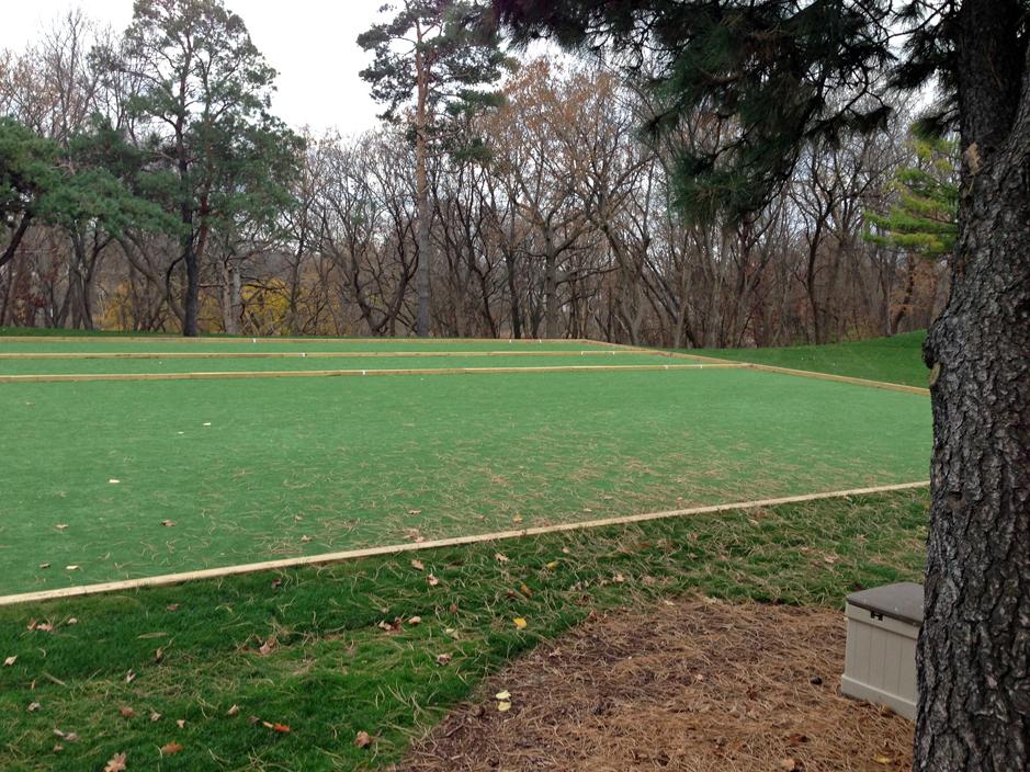 Artificial Grass Installation in Bryan, Texas