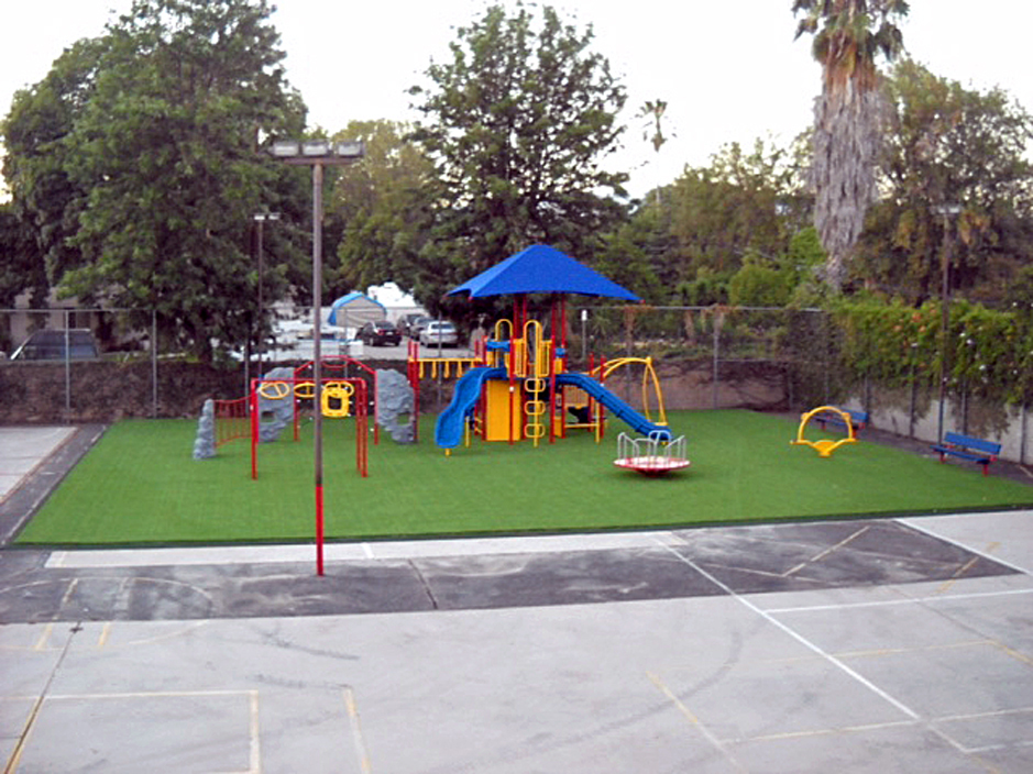 Artificial Grass Installation In Encino, California