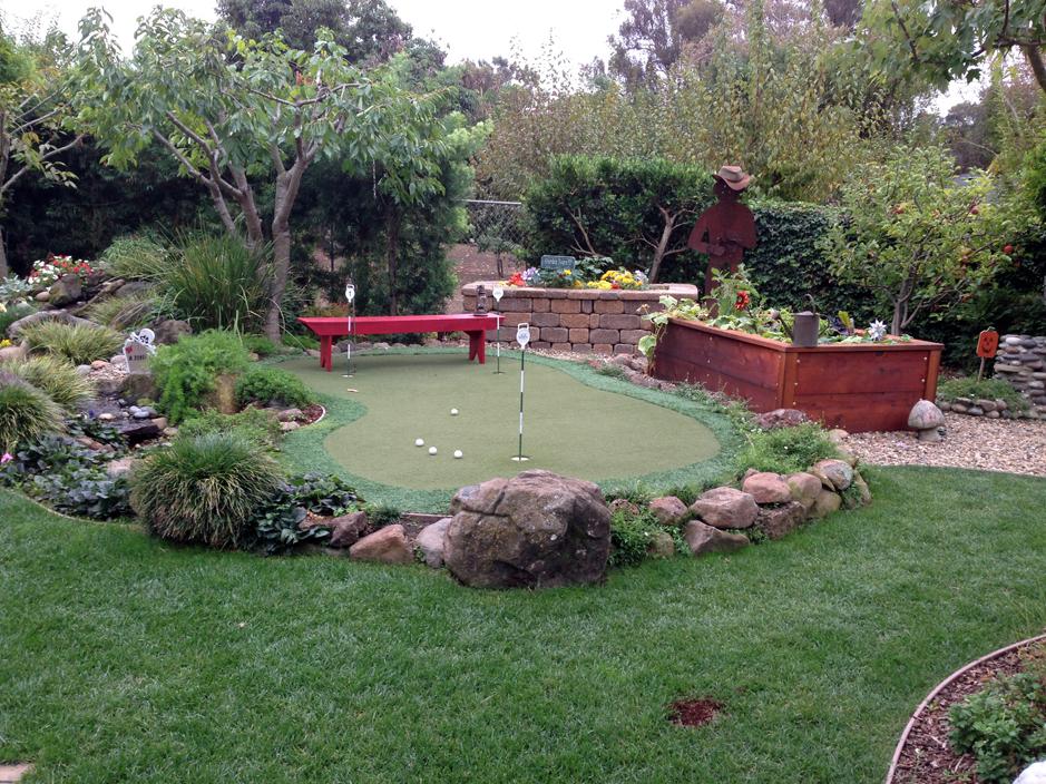 Artificial Grass Installation In Larkspur, California