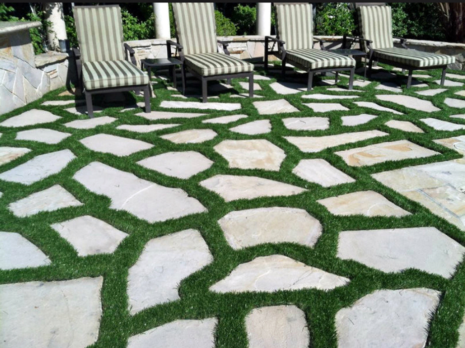 Artificial Grass Installation in Del Mar, California