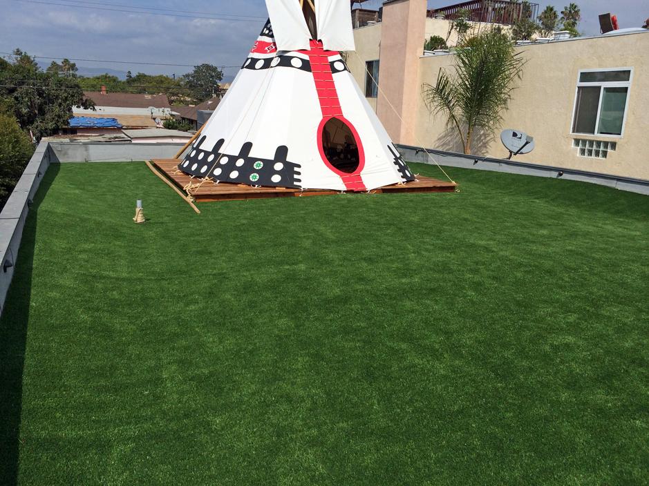 Artificial Grass Installation In Moorpark, California