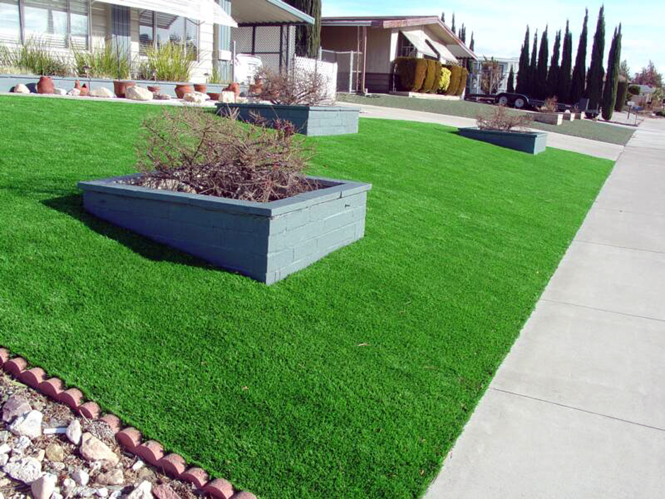 Fake grass for lawn artificial turf muscoy california for Best grass for garden