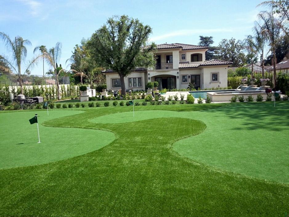 Artificial Grass Installation in Playa Del Rey, California