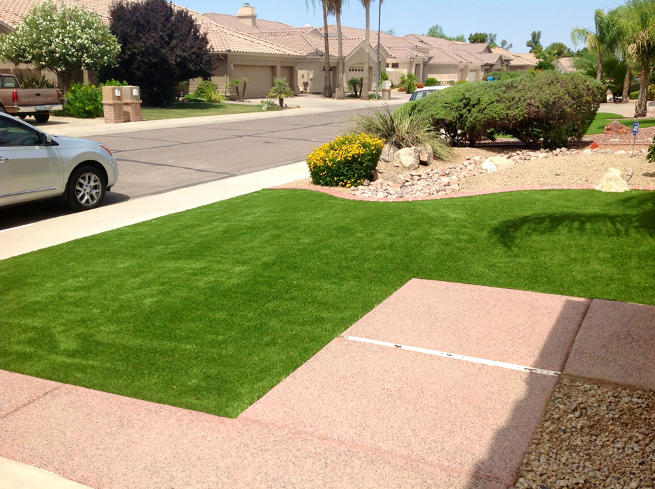Artificial Grass Installation In Queen Creek, Arizona