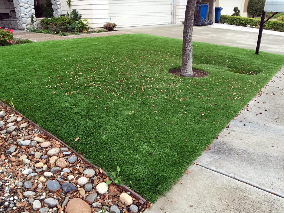 Artificial grass installation rancho mirage california for Grass garden design