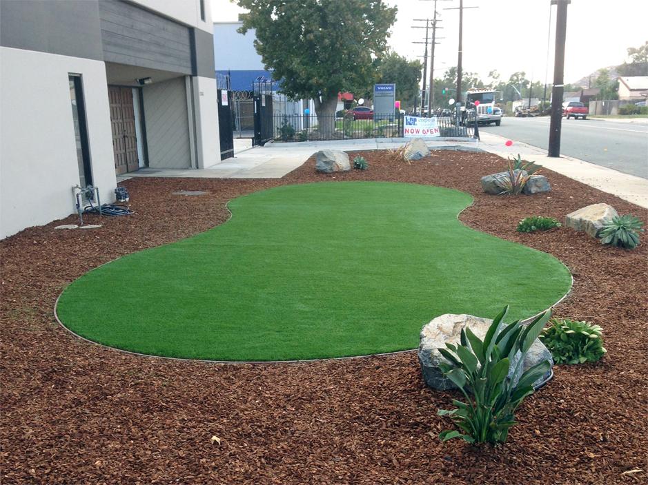 Artificial Grass Installation in West Carson, California