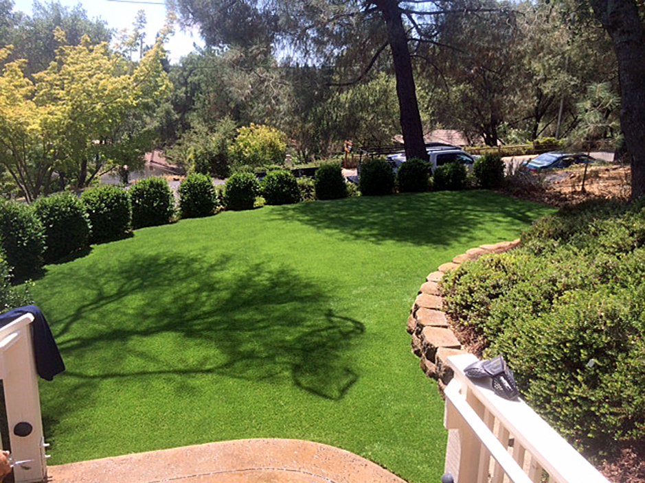 Artificial Lawn Grass Woodlake California Tulare County