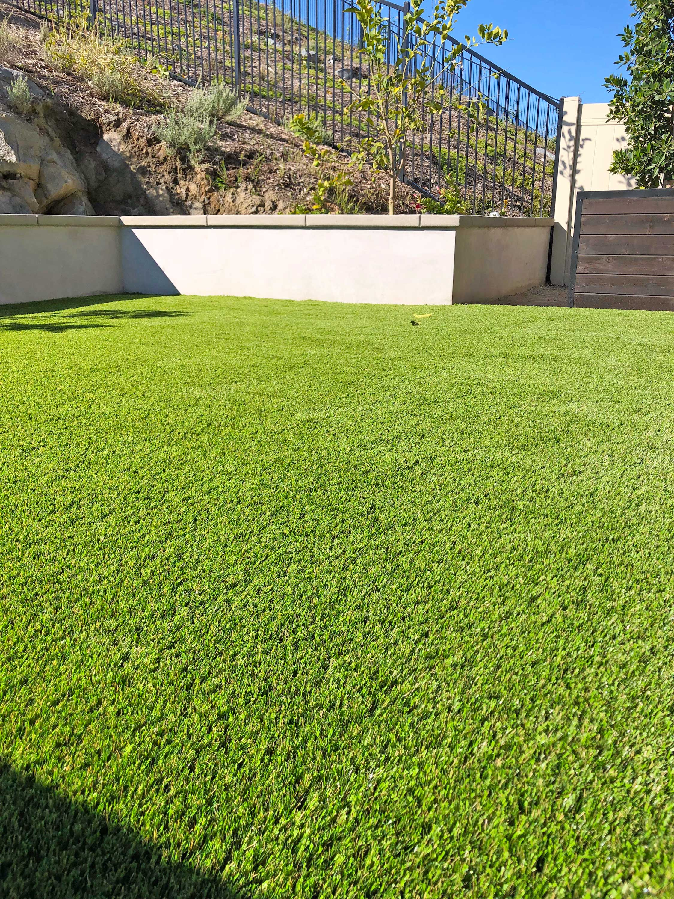 San Diego Artificial Grass Backyard