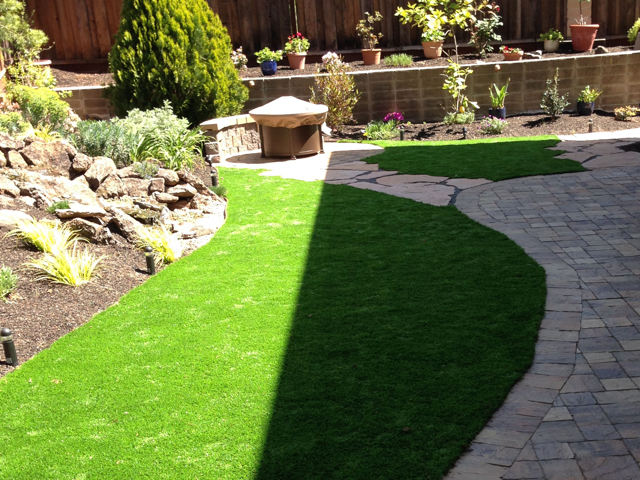 Fake Grass, Synthetic Turf Lynwood, California