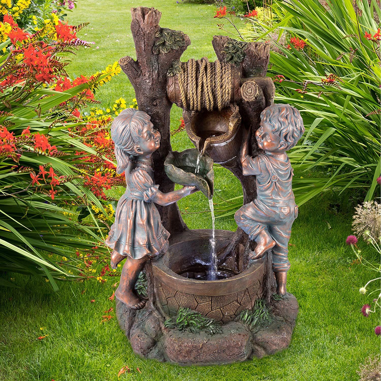 Garden Fountain Gift