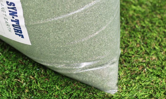 Green Sand Infill for Artificial Grass - Cost Efficient