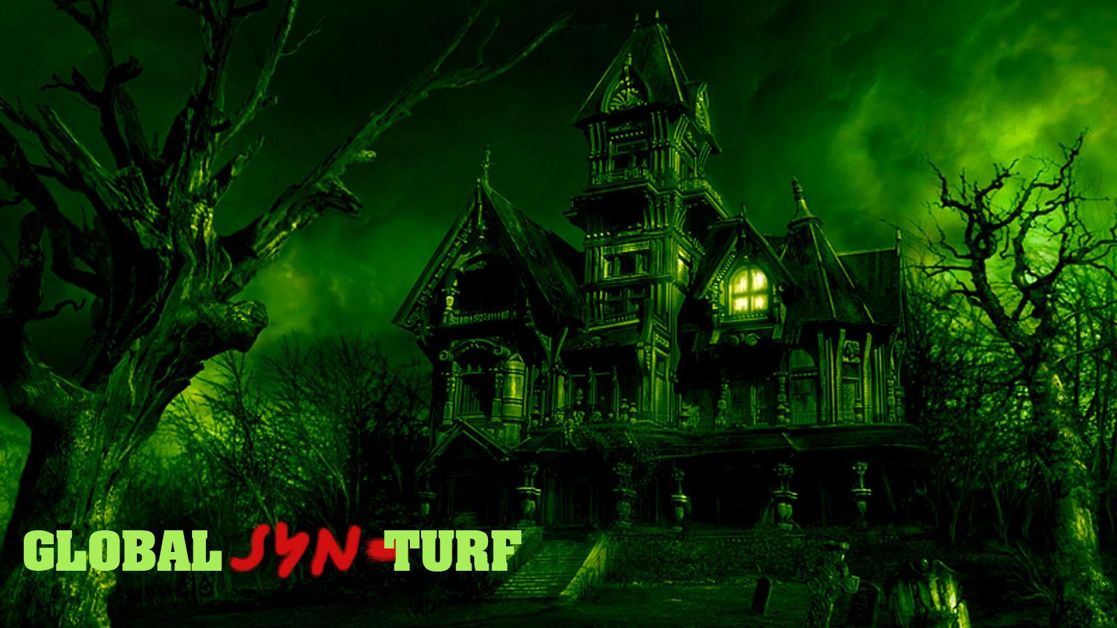 Halloween Spooky Lawn