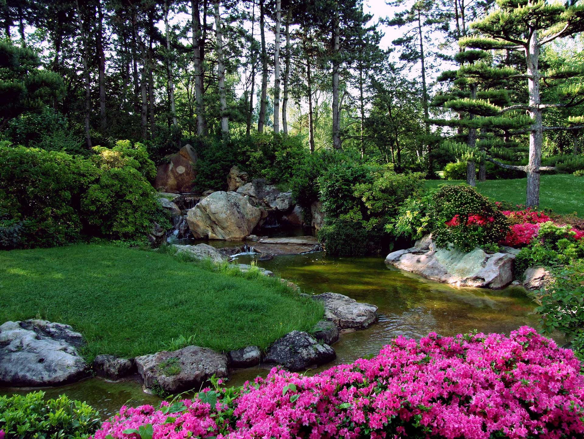The Key Principles Of Good Landscape Design